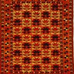 Persian Turkaman 100% wool.