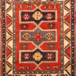 Turkish Kazak 100% Wool.