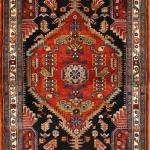 Old Persian Tuyserkan 100% Wool Pile.